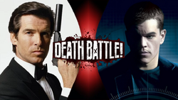 James Bond Jason Bourne Fake Thumbnail V3