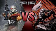 Deadshot vs. Bullseye