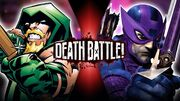 Green Arrow VS Hawkeye Official