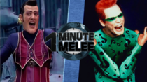 Robbie vs Riddler OMM