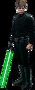 (C) Luke Skywalker