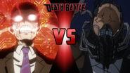 Toichiro Suzuki vs. All For One