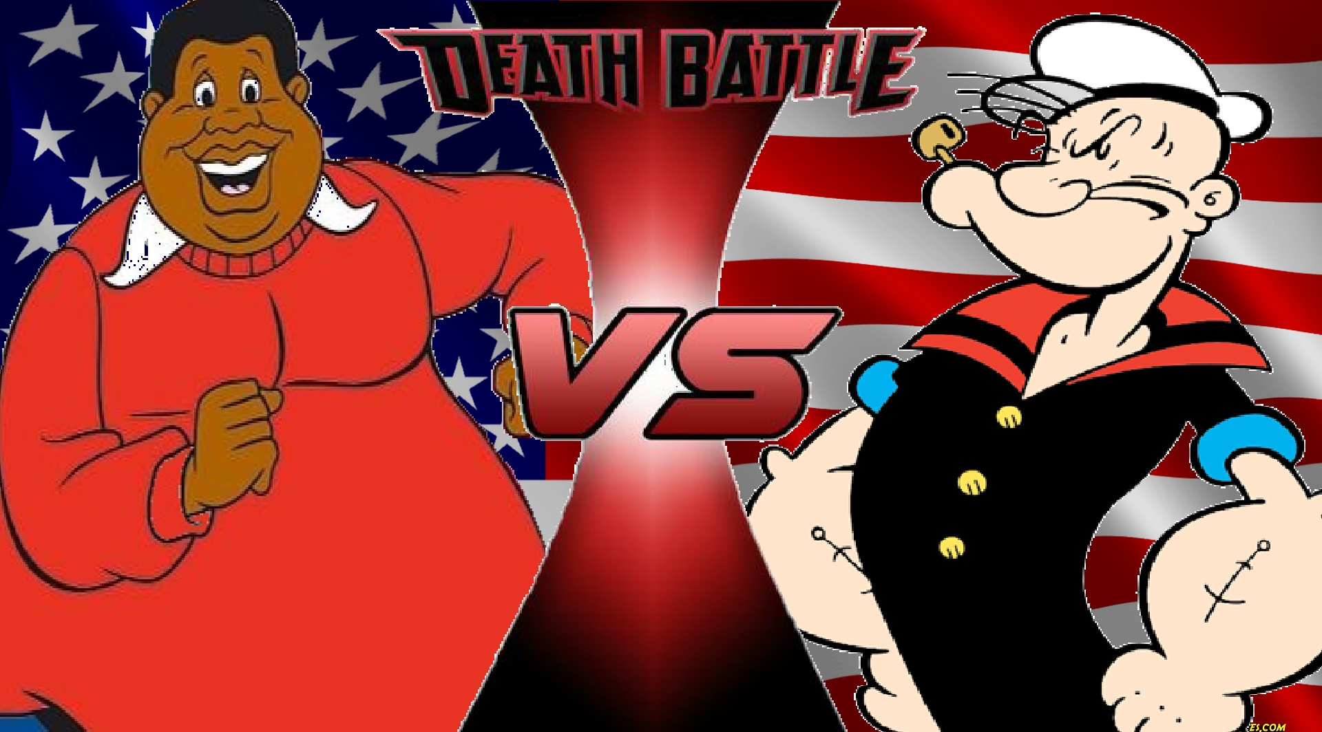 User blog:Mohammed Al-Mulhim/Fat Albert VS Popeye | DEATH ...