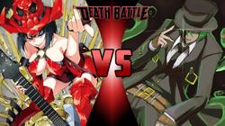 I-No VS Hazama (Death Battle Version)