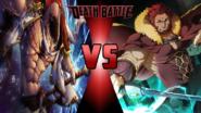 Whitebeard vs. Rider Iskandar
