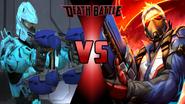 Agent Carolina vs. Soldier 76