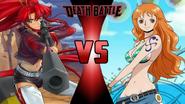 Yoko Littner vs. Nami