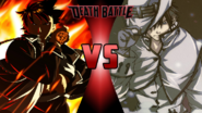 Roy Mustang vs. Captain Bravo