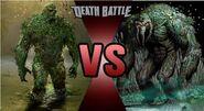 Swamp Thing vs. Man-Thing
