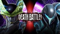 Cell vs Dark Samus-Dark Perfection ver6