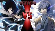 Shota Aizawa vs. Osamu Dazai