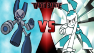 Robotboy vs. Jenny Wakeman