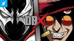 Spawn VS Alucard (DBX)