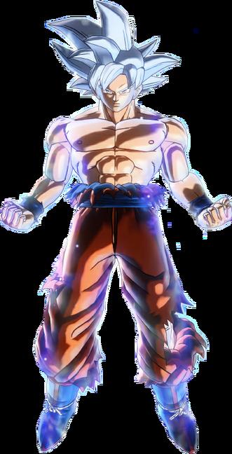 Ultra Instinct Goku Render
