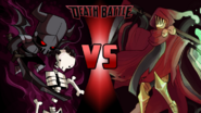 The Necromancer vs. Specter Knight