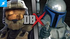 DBX Master Chief VS Jango Fett