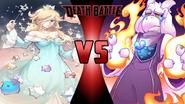 Rosalina vs. Toriel