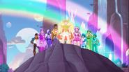 She-Ra's aura projection