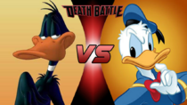 Daffy Duck vs Donald Duck