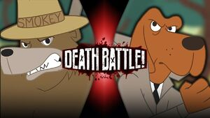 Smokey Bear VS McGruff the Crime Dog (Official)