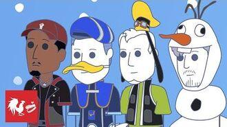 Torrian vs KH - Rooster Teeth Animated Adventures