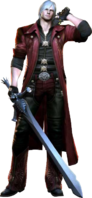 Dante (DMC4 - Sword)