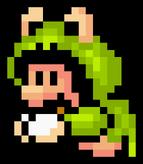 Frog Suit Mario Sprite