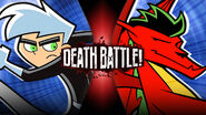 Danny Phantom VS Jake LOONNNGGG!!!