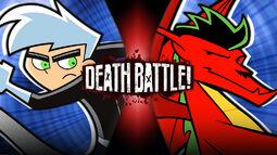 Danny Phantom VS Jake LOONNNGGG!!!