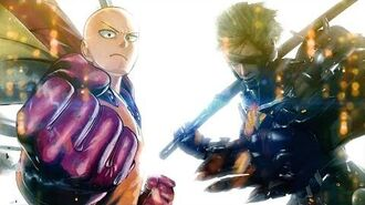 One Punch Gear Rising - The Hero of Nature (One Punch Man x Metal Gear Rising)-0