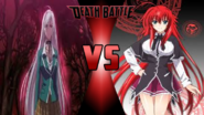 Moka Akashiya vs. Rias Gremory