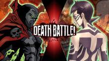 Death Battle Spawn vs Demi-Fiend