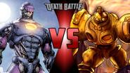 Sentinel vs. Huitzil