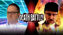 Angry Video Game Nerd vs Nostalgia Critic