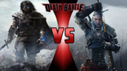 Talion vs. Geralt of Rivia