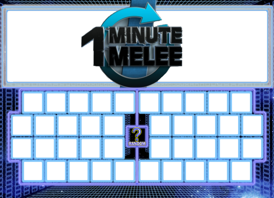 image one minute melee blank character select template by