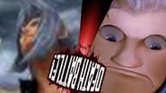 Sephirothvsvergil but its a meme