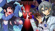 Alain vs. Aster Phoenix