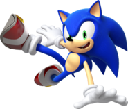 Sonic the Hedgehog (Sonic Lost World)