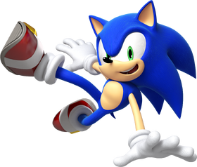 Sonic the Hedgehog (Sonic Lost World)