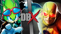 Scourge vs Reverse Flash (bloxxer dbx)