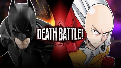 Batman VS Saitama