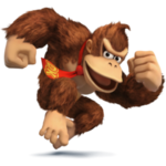 Donkey Kong, the King of the Jungle
