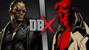 Blade VS Hellboy (DBX)