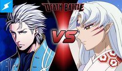 Vergil VS Sesshomaru (Yoshirocks92)