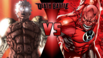 Death Battle Idea Asura vs Atrocitus