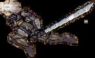 Raiden Sprite