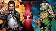 The Mandarin vs. Ra's Al-Ghul