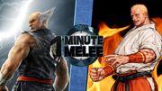 Heihachi VS Geese (OMM)