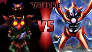 Majora vs. Deoxys